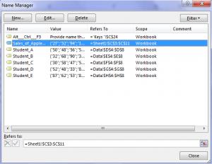 ابزار Name Manager