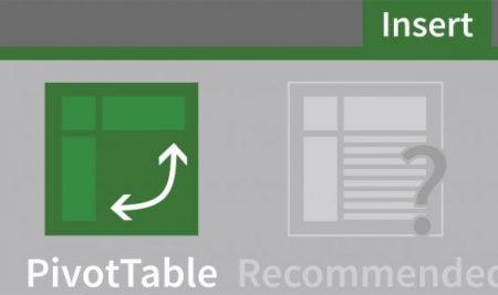 Pivot Table (پیوت تیبل) معجزه اکسل برای گزارش گیری را بشناسید